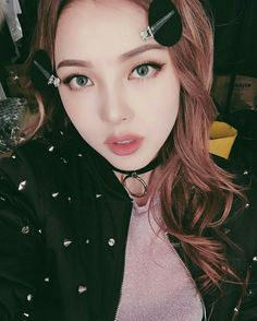 Pony Park hye min make up Korean Makeup, Korean Beauty, Asian Beauty, Uzzlang Girl, Pony Makeup, Hair Makeup, Makeup Stuff, Park Hye Min, Beauty Make Up
