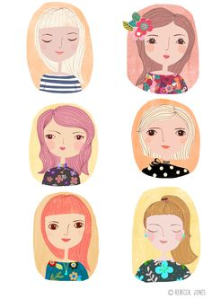 Blog | Rebecca Jones | Illustration and Surface Design