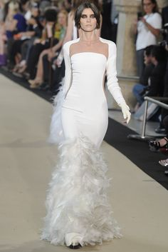 Stéphane Rolland Fall Couture 2012  Photo by Giovanni Giannoni