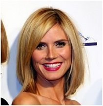 medium haircuts for women with thick hair