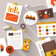 """Der Begriff """"Key Performance Indicators"""" (KPI) begegnet einem immer wieder, wenn es um Analytics geht und dieser Artikel erklärt sie ..."""
