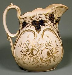 American Pottery Company Pitcher earthenware