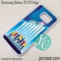 Star Trek Logo Art Phone Case for Samsung Galaxy S7 & S7 Edge
