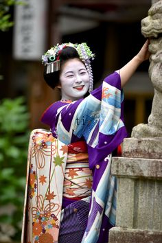 芸妓さんと舞妓さんのブログ (May 2016: maiko Mitsuki of Gion Kobu by tiger123 -...)