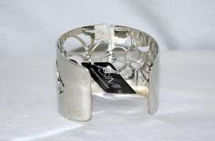 Cuff Bracelets, Bangles, Women's Accessories, Metal, Silver, Jewelry, Bracelets, Jewlery, Jewerly
