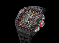Richard Mille - RM 65-01 Automatic Split Seconds Chronograph | Time and Watches | The watch blog