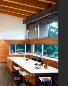 Whistler residence by Battersby Howat
