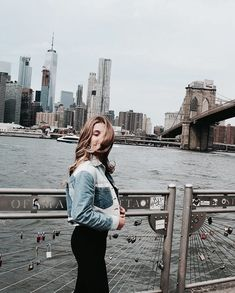 winter fashion and outfit ideas, casual denim jacket style Nyc, Travel Pictures, Travel Photos, New York Photos, Concrete Jungle, New York Travel, City Girl, Destinations, Travel Around The World