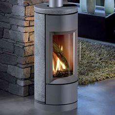 Bari DV Gas Fired Stove from HearthStone