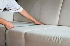 Capa de sofá passo a passo | Artesanato passo a passo!