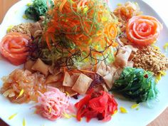 Is it Yusheng time again? Chinese New Year 2015 is upon us!