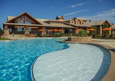 Many Del Webb communities come complete with an amenity center and outdoor activities!