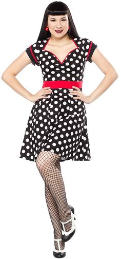 LIMITED *Would swap for one of my ISO dresses* Sourpuss Clothing Dollface Dress Size Small