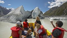 Glacier Explorers   Activities and Tours in Christchurch - Canterbury, New Zealand