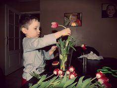 Vie pratique en photos #montessori