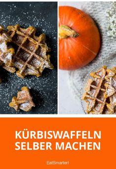 Kürbiswaffeln selber machen | eatsmarter.de