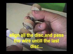 Simple, cheap DIY tentacle mechanism