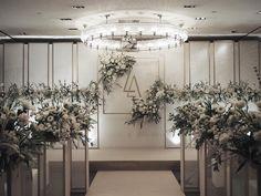 """ถูกใจ 105 คน, ความคิดเห็น 2 รายการ - Kaidang Design (@kaidangdesign) บน Instagram: """"Thai wedding ceremony. Soft and elegant color tone. #kaidangdesign #wedding #thailandweddingexpert…"""""""