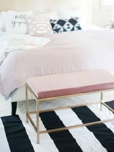 I have complied a list of 13 of the very best DIY IKEA Hacks that anyone can do! These Ikea hacks will be sure to jazz up your furniture and leave your house beautiful. The best ikea ideas, ikea kitchen Ikea Hack Bench, Ikea Hack Bedroom, Diy Bedroom, Bedroom Ideas, Bedroom Hacks, Master Bedroom, Ikea Furniture, Furniture Makeover, Bedroom Furniture