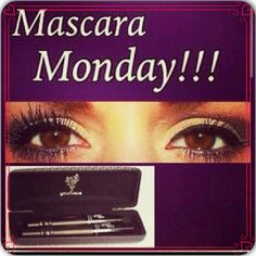 AMAZING Monday has arrived again come over and get your mascara today