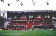 final Champions Manchester 2003 milan fans