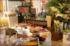 Villandry (Café & Bar, Flower Shop, Restaurant), 170 Great Portland Street, W1W 5QB