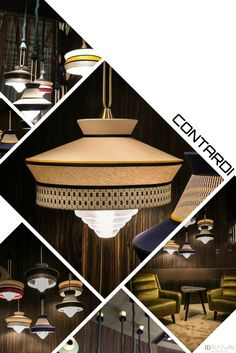 CONTARDI | ID RUNWAY . #euroluce 2015, #salone del mobile 2015, #lighting design trend, #lamp trend