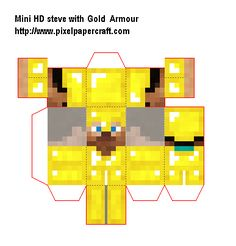 Papercraft Mini HD Steve with all Armour Minecraft Music, Easy Minecraft Cake, Easy Minecraft Houses, Minecraft Plans, Minecraft Bedroom, Minecraft Pixel Art, Creeper Minecraft, Cool Minecraft, Minecraft Crafts