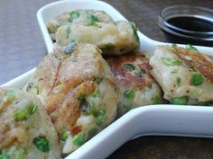 Aloo Tikki (indisk kartoffel/ærtesnack) | Buddhas Brownies (danish recipe)