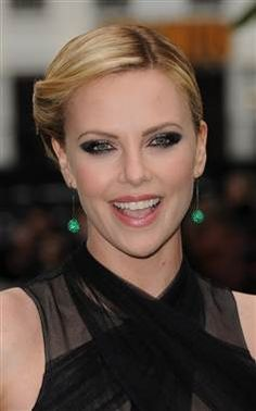 TODAY Entertainment - Charlize Theron: 'I had no teeth until I was 11'