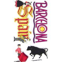 Jolee's Boutique® | Spain Stickers