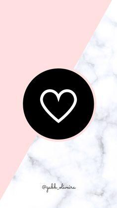 Love Wallpaper, Wallpaper Backgrounds, Iphone Wallpaper, Insta Dp, Cute Attitude Quotes, Heart Background, Cute Texts, Instagram Logo, Instagram Highlight Icons