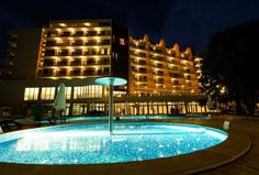DoubleTree by Hilton in Goldstrand - Hotels in Bulgarien