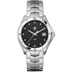TAG Heuer LINK Quartz Watch - product - Product Review