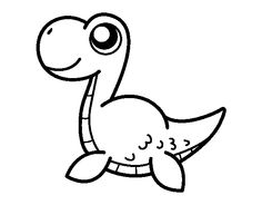 Dibujo de Monstruo del lago Ness para colorear Coloring Sheets, Coloring Books, Coloring Pages, Lago Ness, Family Fun Night, Stencils, Symbols, Draw, Cricut