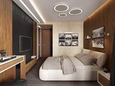 Интерьер квартиры в современном стиле с элементами лофта, ЖК «Эдельвейс», 102 кв.м.