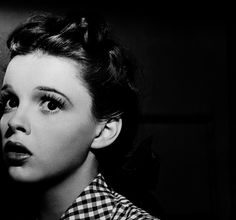 Judy Garland. Thanks to the Wizard of Oz, I have adored her since I was old enough to dream.
