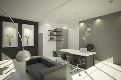 Office Interior Designing