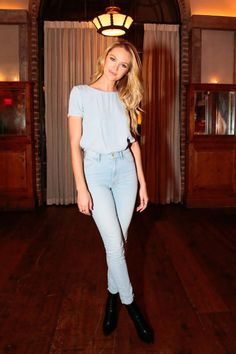 What Candice Swanepoel, Gigi Hadid, Lily Aldridge, and more were out and about doing this week.