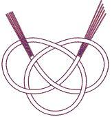 Mizuhiki cording Knoting Making