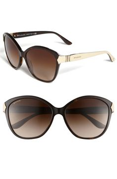 Bvlgari sunglasses..Every girl needs a pair! I won't wear anything else!