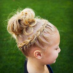 Enjoyable Cute Girls Hairstyles Girl Hairstyles And Facebook On Pinterest Short Hairstyles Gunalazisus