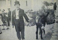 Ο μπαρμπά Γιάννης Κανατας. (Επειδή πωλούσε κανάτια). Έζησε γύρω στα 1860 1880 στη Πλάκα στην οδό Υπερείδου σ' ένα δωμάτιο. Στην αυλή είχε στάβλο όπου άφηνε το ξανθοκκόκινο γαίδαρό του. Το 1878 εξαφανίστηκε μυστηριωδώς. Λένε ότι γύρισε στη Βουλγαρία, απ' όπου καταγόταν για να μη συλληφθεί από τους Τούρκους. Το τραγούδι του συμπεριλήφθηκε το 1933 στη δισκογραφία της Elvira Juana Rodriguez Roglan ή Elvira de Hildago, Ισπανίδας τραγουδίστριας της όπερας, καθηγήτριας της Μαρίας Κάλλας.( 1891…