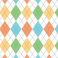 Diaper Sewing Supplies - Tropical Punch Argyle Print PUL Fabric, $13.95 (http://www.diapersewingsupplies.com/tropical-punch-argyle-print-pul-fabric/)