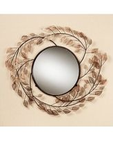 Branches at Sunrise Wall Mirror