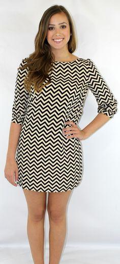 Kiki La'Rue - Simply Chic Tunic Dress, $44.00 (http://www.kikilarue.com/simply-chic-tunic-dress/)