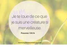 Psaumes 139 v 14