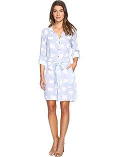 Hatley Belted Shirtdress