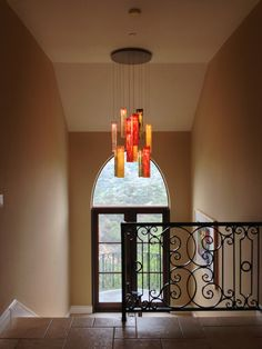 galilee lighting exotic candles chandelier made of art fused glass available in different sizes candle decorative modern pendant lamp
