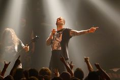 Philip Anselmo & the Illegals Bring Metal 'Domination' to NYC